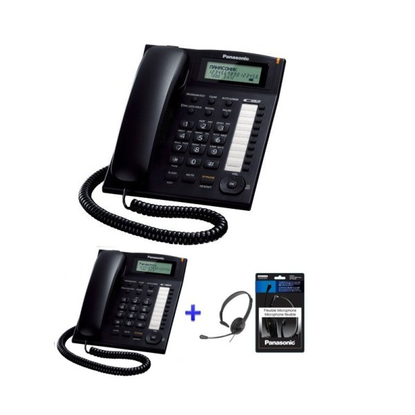 Panasonic-KX-TS880MX-Caller-ID-Support-Talephone (1)