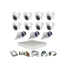 CCTV-11-pcs- Camera-Package-Bekri-or-Cell BD-Price