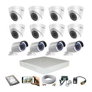 cctv 12 pcs, camera package, cctv item low price