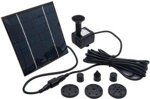Solar Pond Pump