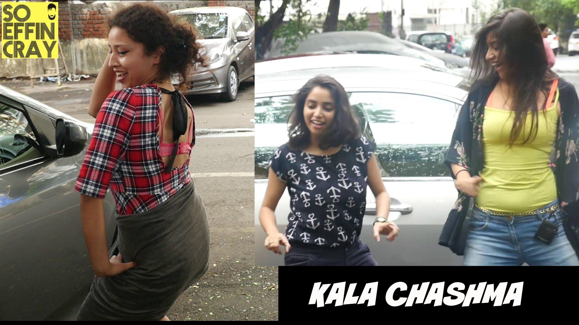 Mumbai Girls Dancing To Kala Chashma  Must Watch Happymaza