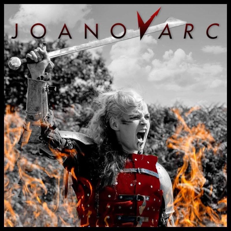 "NEWS: JOANovARC to Release Eponymous New Album ""JOANovARC"" on 15"