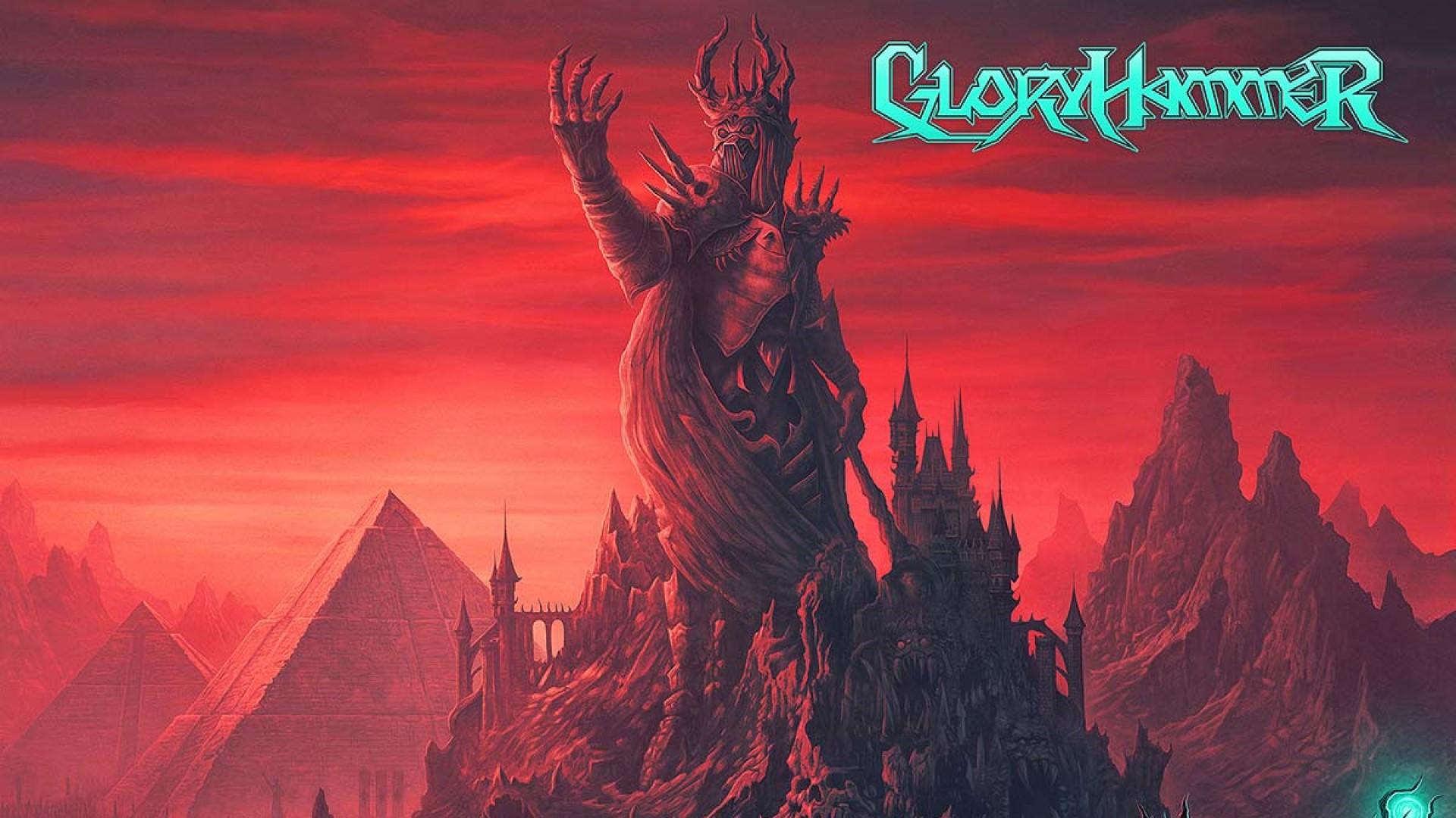 Gloryhammer - Legends from Beyond the Galactic Terrorvortex (2019) LEAK ALBUM