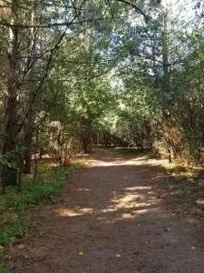Hiking trails in Lake Geneva, Wisconsin