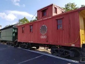 Things to Do in Naples Florida - Free Naples Depot Museum