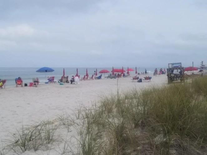 Beautiful Beach in Naples Florida-Lowdermilk Park
