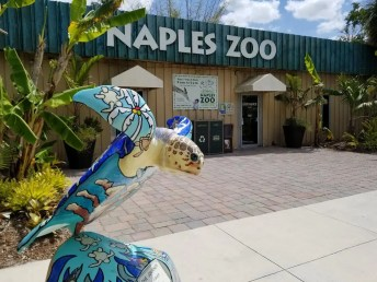 Naples Zoo is a favorite Naples Florida Attractions that can't be missed. Families will love seeing all the animals from monkeys to crocodiles. Find out what you can't miss.