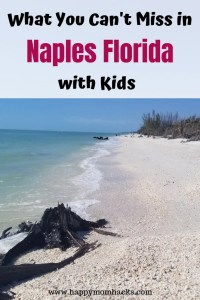 Best Things to Do in Naples Florida with Kids. All the can't miss attractions, beaches and restaurants. Find great shopping at Tin City and 5th Avenue. Checkout the wild life at Corkscrew Swamp Sanctuary and the Conservancy. Check out my ultimate list of things to do in Naples! #naplesfl, #familytravel, #traveltips,