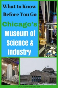14 Tips to the Chicago Museum and Science and Industry with Kids. Learn tips for exploring the exhibits, where to eat, where to park and how to have the best family trip to the museum. #scienceandindustry, #musuemtips, #familytravel, #traveltips