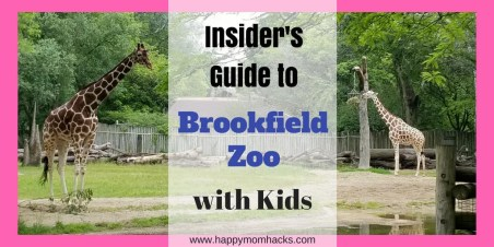 Brookfield Zoo Top tips for your visit.
