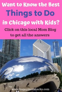Best Things to Do in Chicago with Kids. Whether your visiting for a weekend getaway or your a local use this chicago blog to find all the best actvities, museums, and parks for families. Great winter fun at local museums and summer fun at the zoos and parks. Click to find all the Chicago Attractions your need! #chicago, #familytravel, #chicagoattractions, #traveltips