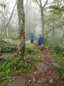 Hiking with Kids tips and hiking gear