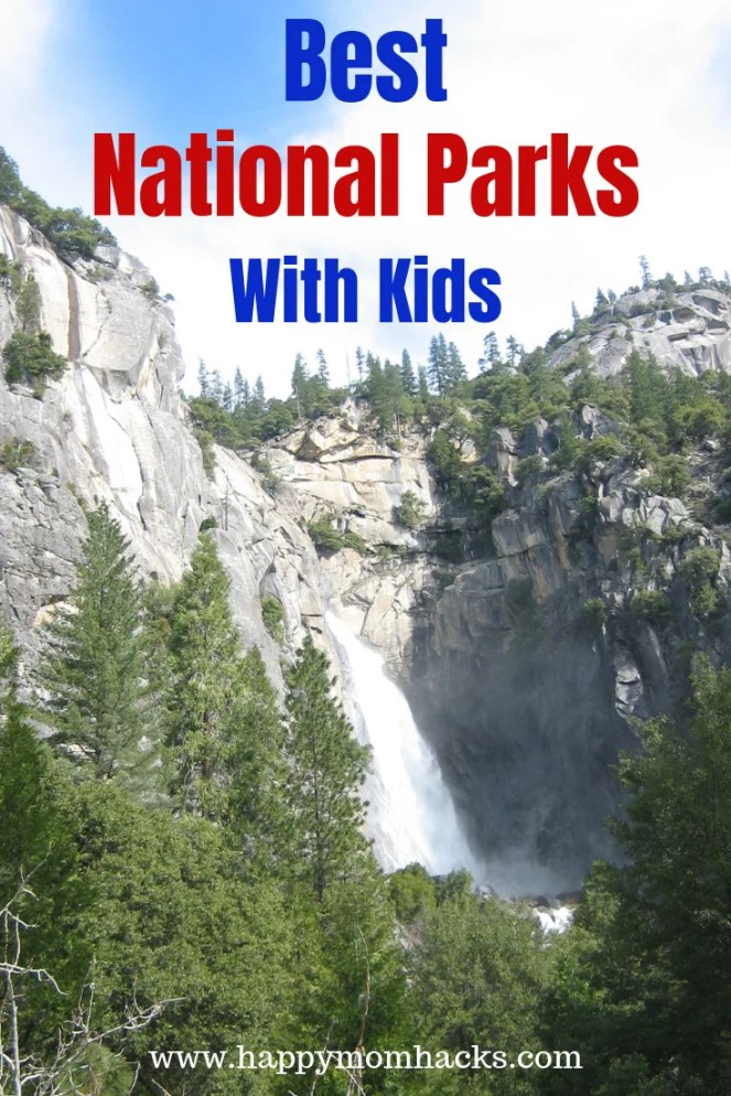 9 National Parks you have to Visit in the United States. Road trip with your kids to parks in the East Coast, California, Arizona, Florida and the Midwest. Use this list to find the Epic family vacation you've been looking for! #nationalparks #familytravel #familyvacation #traveltips #UStravel