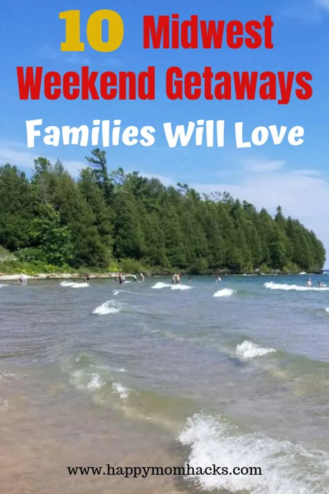 10 Fun Midwest Vacations for Kids. Great weekend getaway ideas families will love. Great road trip destinations for anytime of the year. Check them out and get planning your next family getaway! #familytravel #midwest #weeekendgetaway #traveltips #traveldestinations