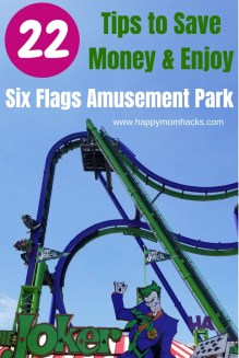 Six Flags Great America - Ultimate Family Guide | Happy Mom