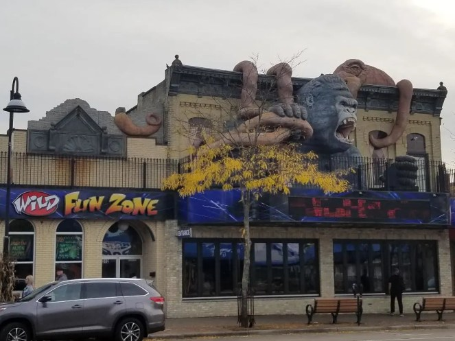 Fun Stores and arcades in Downtown Wisconsin Dells