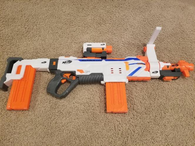 Review of the Nerf Modulus Regulator
