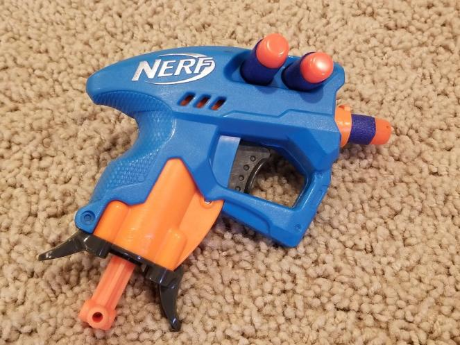 Nerf Single Shot Nerf Gun for Kids
