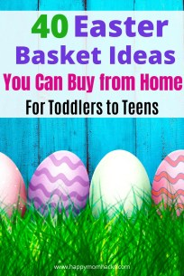 Easter Basket Ideas for Kids you can buy when stuck at home. Unique Gift ideas from Toddlers to Teenagers the'll love.  Find somethings for everyone online. #easter #eastergifts #giftideas #easterbasketideas #giftsideasforkids #kidsgifts