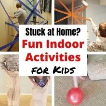 Energy Busting Indoor Activities for Kids at Home. Fun games to play when your stuck inside to keep kids off screens and playing all day long. Use these easy DIY activities for kids and enjoy a family day at home. #kidsactivities #activitiesforkids #indooractivities #indoorgame #screenfreeactivities #familygames