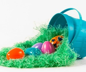 Easy Easter Egg Filler Ideas for your Easter Egg Hunt.