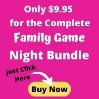 Family Game Night Bundle - Everything you need for an awesome Family Game Night.