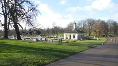 Londres - Kensington Gardens1