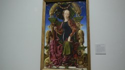 Londres National Gallery_4 - Cosimo Tura - Muse Calliope