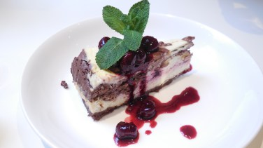 Londres - restaurant11 - Mildred's - cheesecake