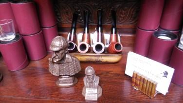 Sherlock Holmes museum_6_boutique_buste