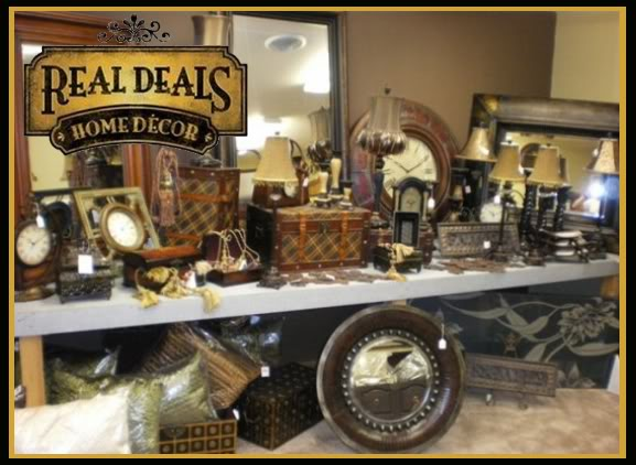 Seize The Deal Get $50 Of Home Decor At Real Deals For