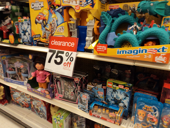 Target Toy Clearance At 70 75 Off Happy Money Saver