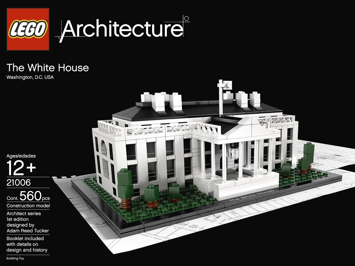 Lego Whitehouse 3595 shipped reg 4495  Happy Money