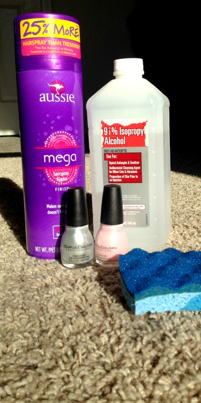 Remove Nail Polish From Almost All Surfaces Using Household Items How To Clean Out Of Carpet
