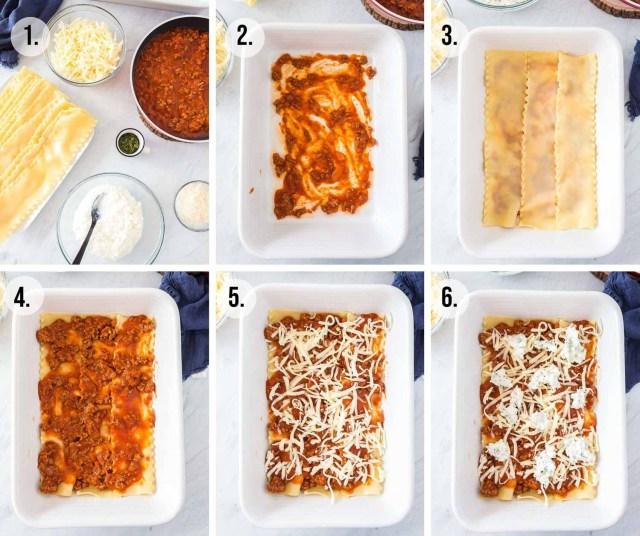 Easy Homemade Lasagna (Freezer Friendly) - Happy Money Saver