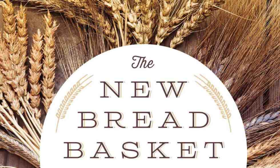 New Bread Basket Book Cover