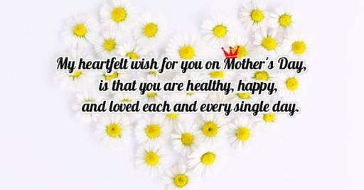 Mothers Day Wish 2021