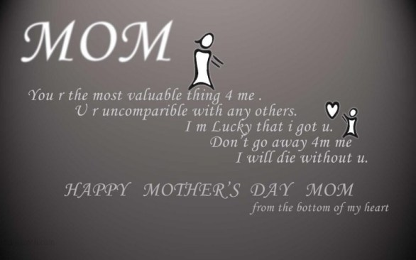 Mothers day funny quotes