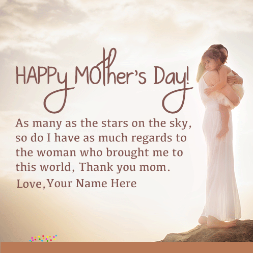 sweet mothers day wishes