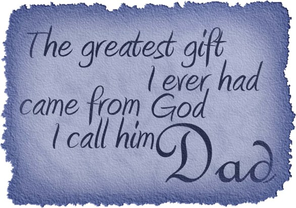 Famous Fathers Day Quotes From Daughter