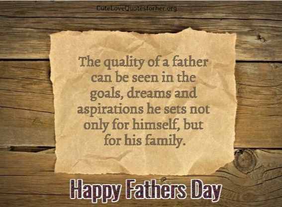 Happy Fathers Day Poem 2018