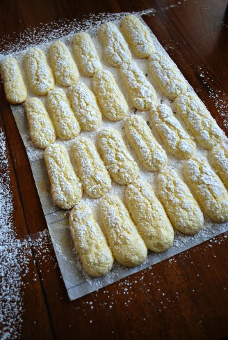 Remove from tray immediately after baking