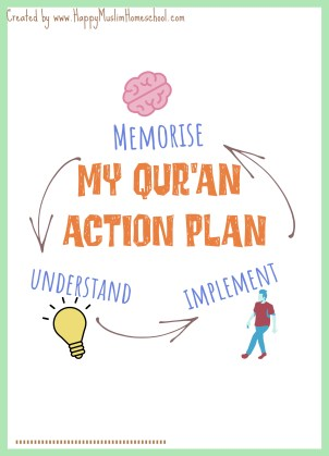 Quran Action Plan Cover