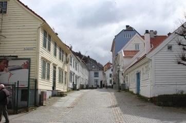 Strolling through Bergen