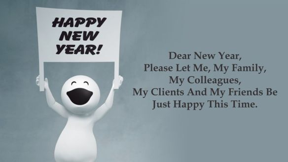 Funny New Year Wishes Greetings