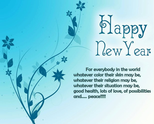 Happy New Year Messages Religious