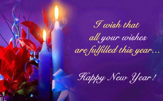 Wishes Dreams Happy New Year
