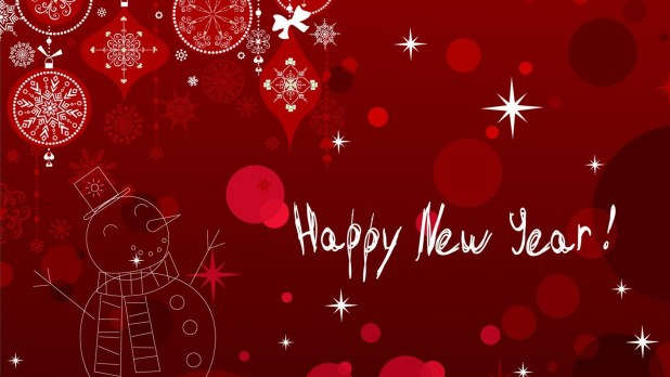 Happy New Year Blessings Greetings