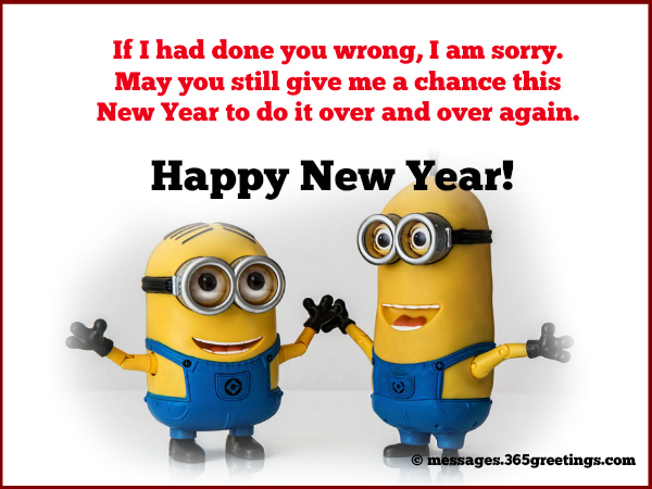 Happy New Year Funny Greetings