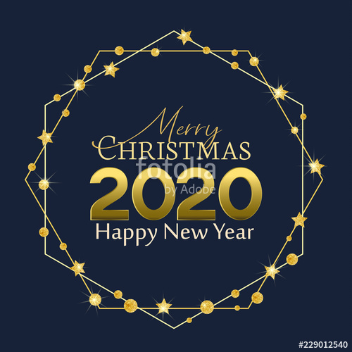 Merry Christmas And Happy New Year 2020 Wishes 14